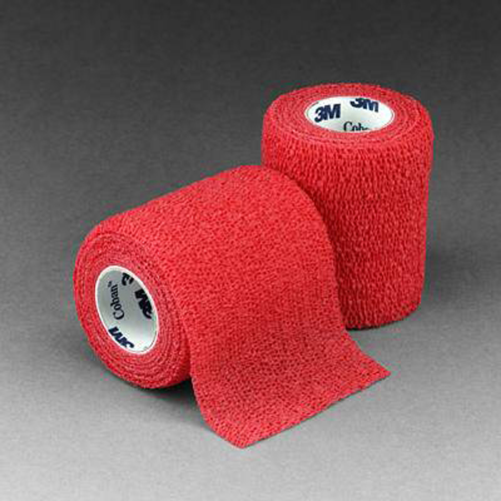 3M 1583R Coban Self-Adherent Wrap-24/Case